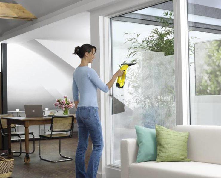 Najlepšie čističe okien