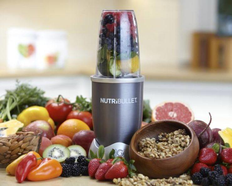 smoothie mixér delimano nutribullet 600