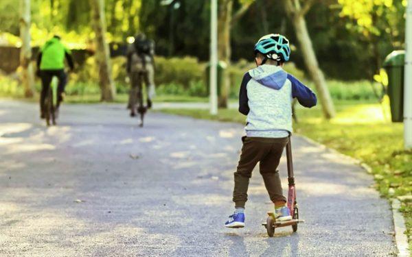 kolobežka pre dieťa