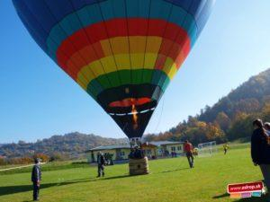 Zážitek jako darček - Let balónom