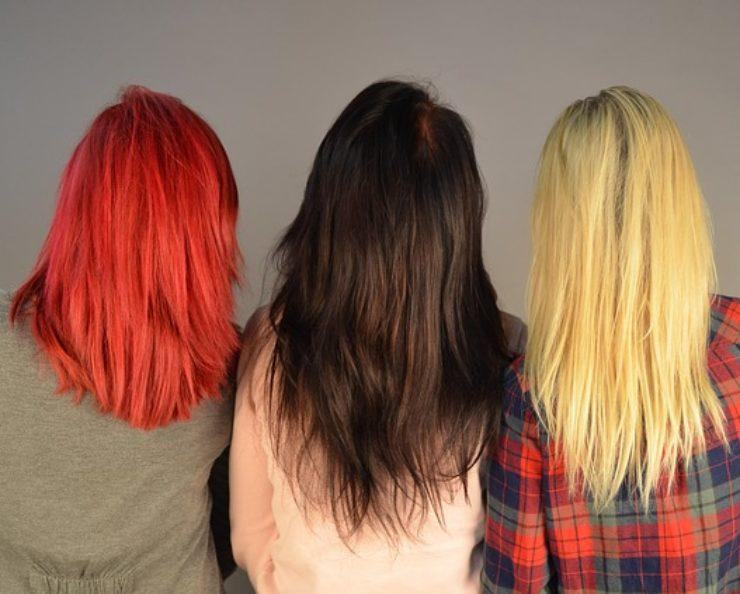 Najlepšie farby na vlasy