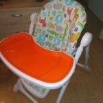 stolička Petite and Mars Zola
