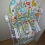 zložená stolička Petite and Mars Zola 6