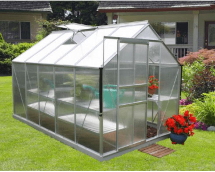 najlepšie záhradné skleníky