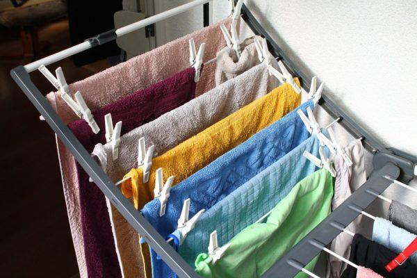 sušiak na prádlo stojan