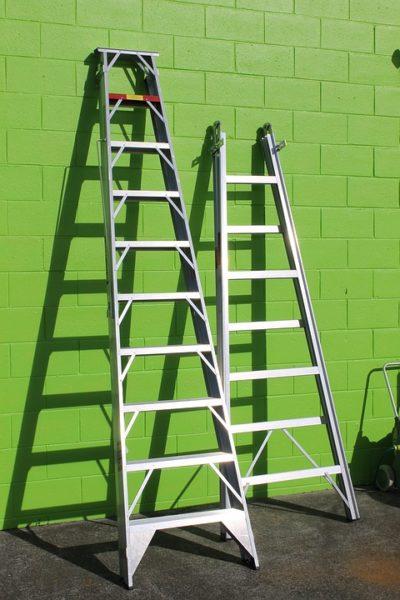 ako vybrať rebrík