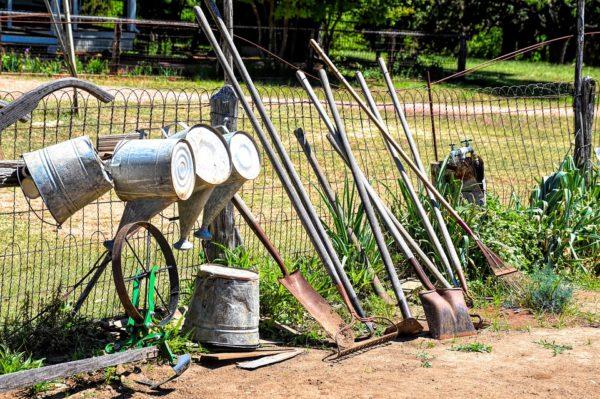 ako vybrať záhradný domček na náradie
