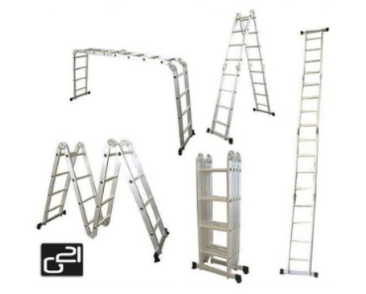 Najlepšie hliníkové rebríky