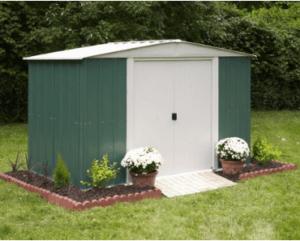 Najlepšie záhradné domčeky na náradie