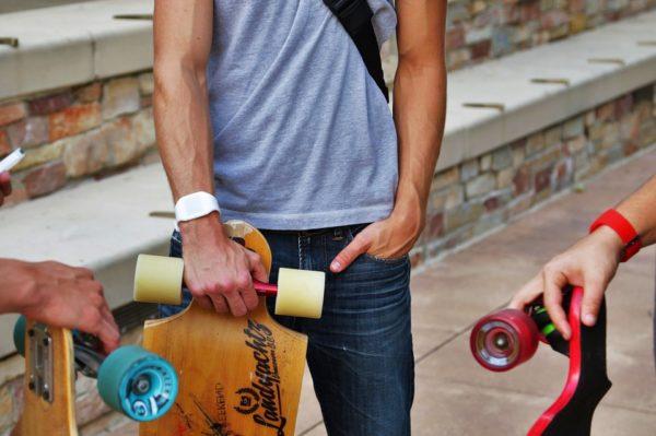 ako vybrať longboard
