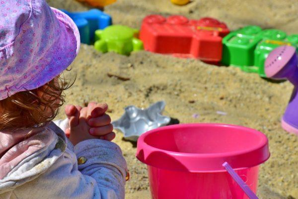 ako vybrať pieskovisko
