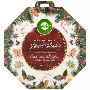 AIR WICK Adventný kalendár s vonnými čajovými sviečkami 24x 12 g