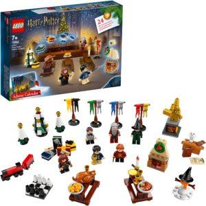 Adventný kalendár LEGO Harry Potter