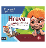 Kúzelné čítanie Hravé učenie Albi.sk
