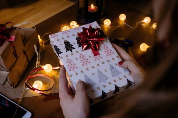 ako vybrať vianočný darček