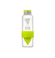 fľaša na vodu Bisfree detox