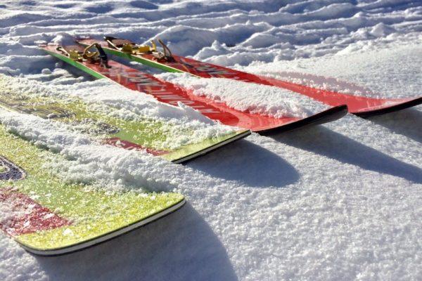 kvalitné lyže skúsenosti