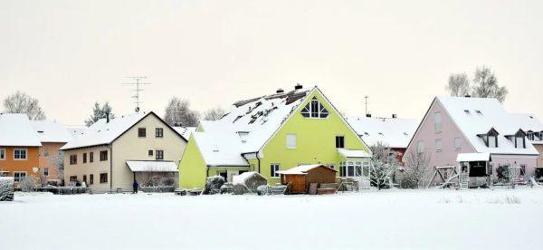 odpratávanie snehu fréza