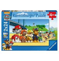 puzzle Labková patrola