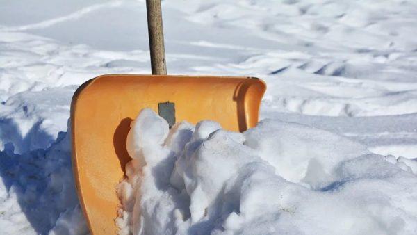 údržba chodníkov v zime