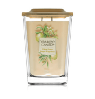 yankee candle elevation citrus grove vonná sviečka veľká