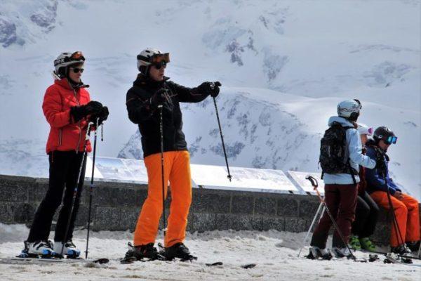 Kvalitné lyžiarky pre mužov a ženy
