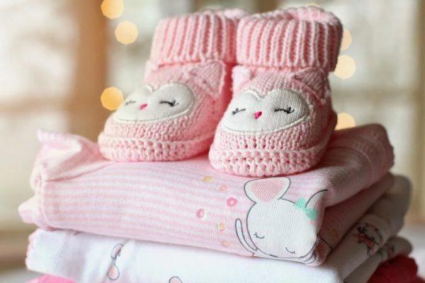 výbavička pre bábätko