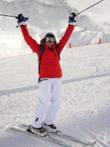 Kvalitné lyžiarske okuliare