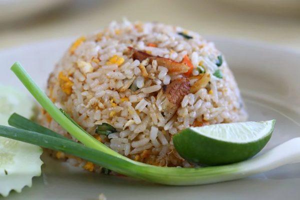 ako dochutiť ryžu