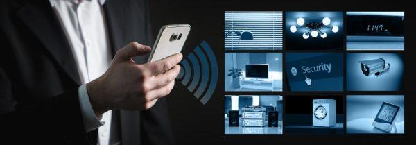 smart domácnosť wifi router