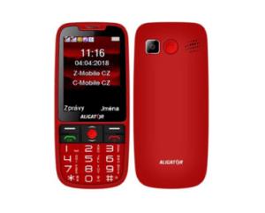 najlepšie mobily pre seniorov