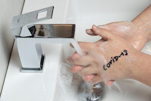 ako si umývať ruky