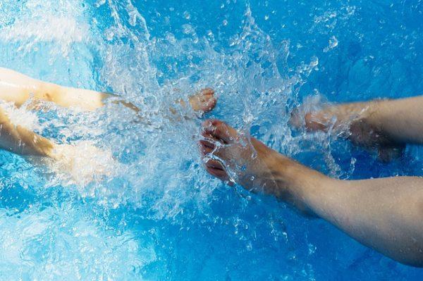 priezračná voda