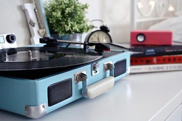 ako funguje gramofón