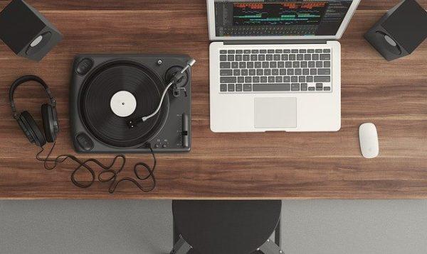gramofón digitalizácia nahrávok
