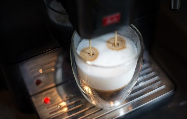 chybové kódy kávovar