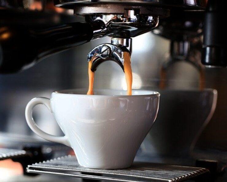 poruchy kávovar
