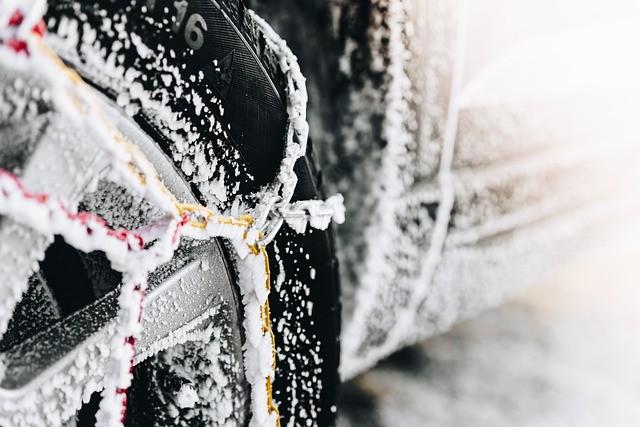 zimné pneumatiky a reťaze