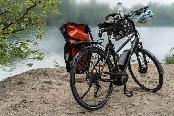 elektrobicykel cyklotúra