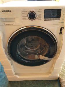 Samsung WW80J5446FW zabalená práčka