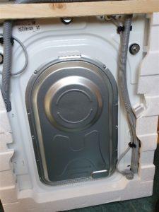Samsung WW80J5446FW zadná strana práčky