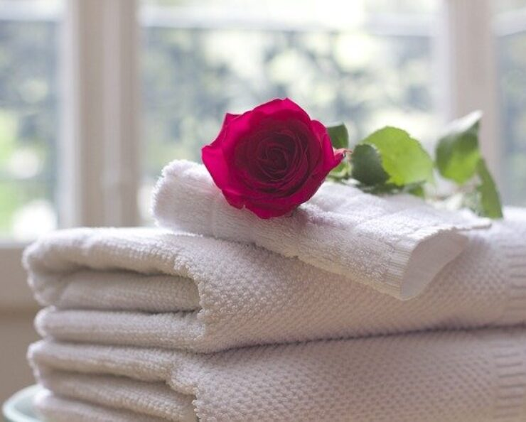 ako prevoňať prádlo zo sušičky