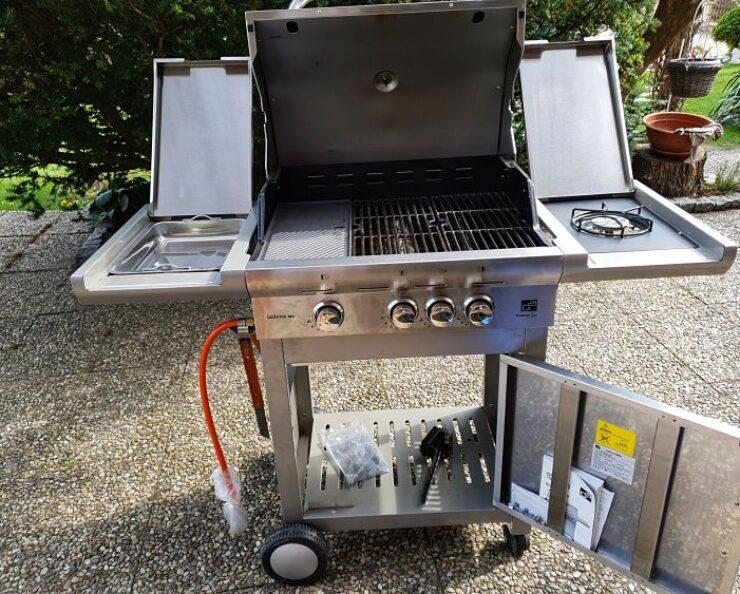 gril G21 California BBQ Premium Line