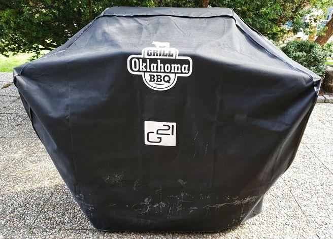 gril G21 California BBQ Premium Line obal