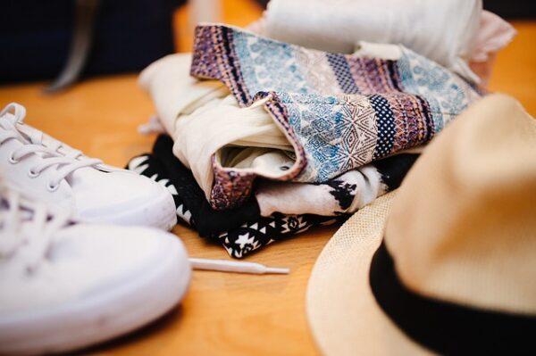 kde uložiť oblečenie