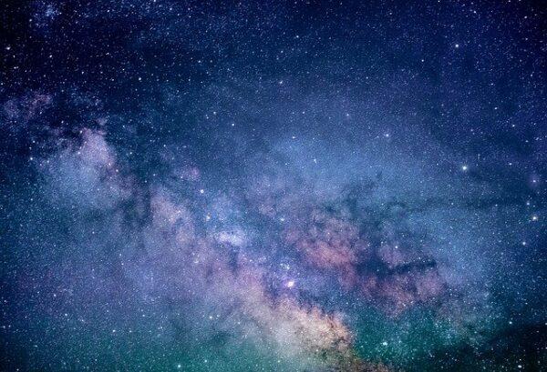 pozorovanie vesmíru