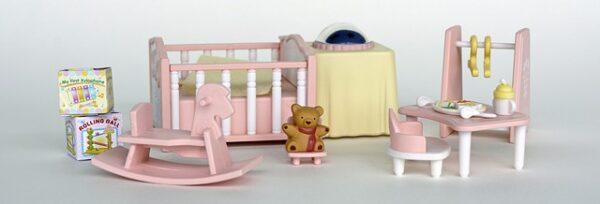 výbava pre bábiky