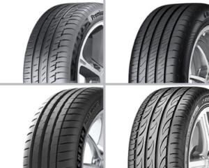 najlepšie letné pneumatiky