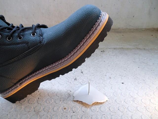ako vybrať pracovnú obuv