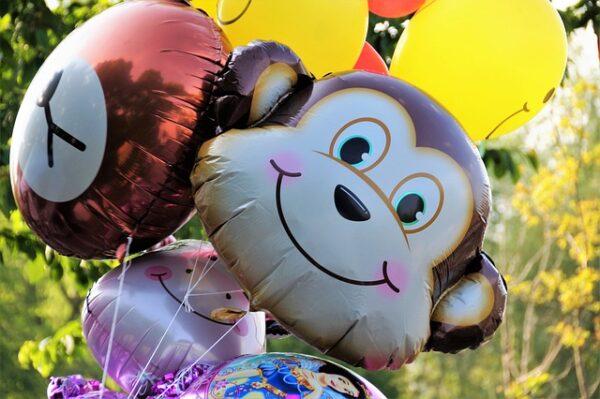 hélium na párty